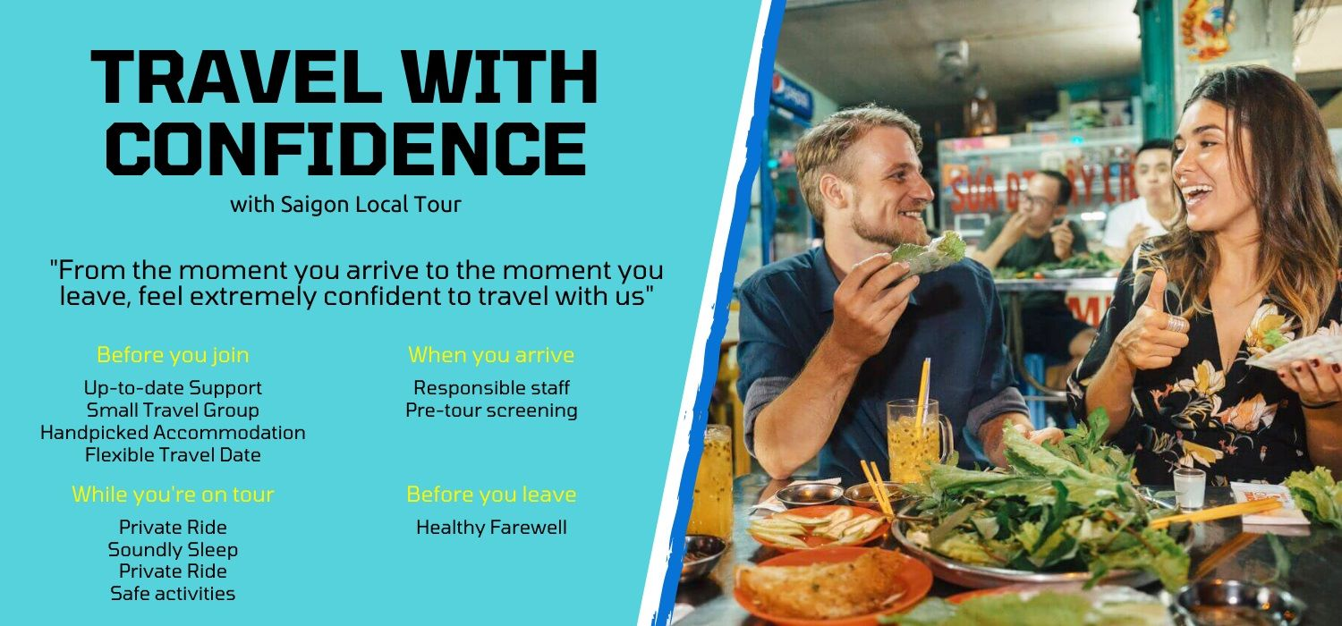 Travel ho chi minh city tours with great confidence