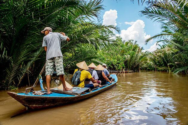 Ben Tre Mekong Delta