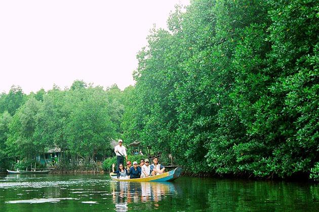 Vam Sat Mangrove Forest Ho Chi Minh City Tour
