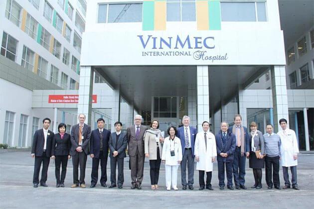 Vinmec International Hospital in Ho Chi Minh City