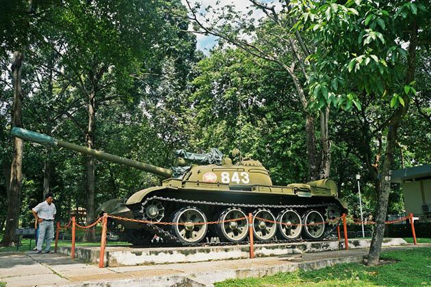 Visit Reunification Palace
