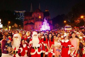 What to Do for Christmas Holiday in Saigon