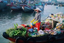 cai rang floating market tours in ho chi minh city