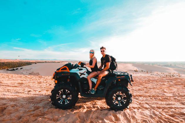 conquer sand dunes in mui ne