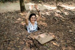cu chi tunnel day tour from ho chi minh city