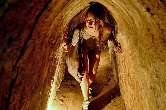 discover cu chi tunnels tour in vietnam