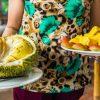 fresh fruits in ben tre vietnam tours