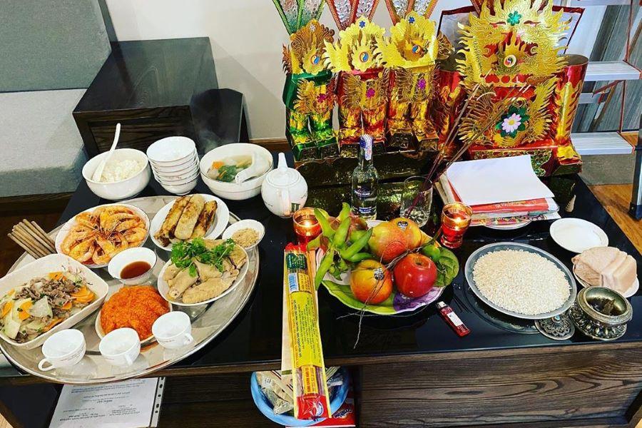 gods of the kitchen tet vietnam