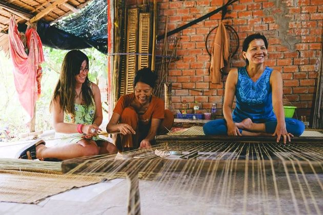 learn how to make mats in ho chi minh city packages