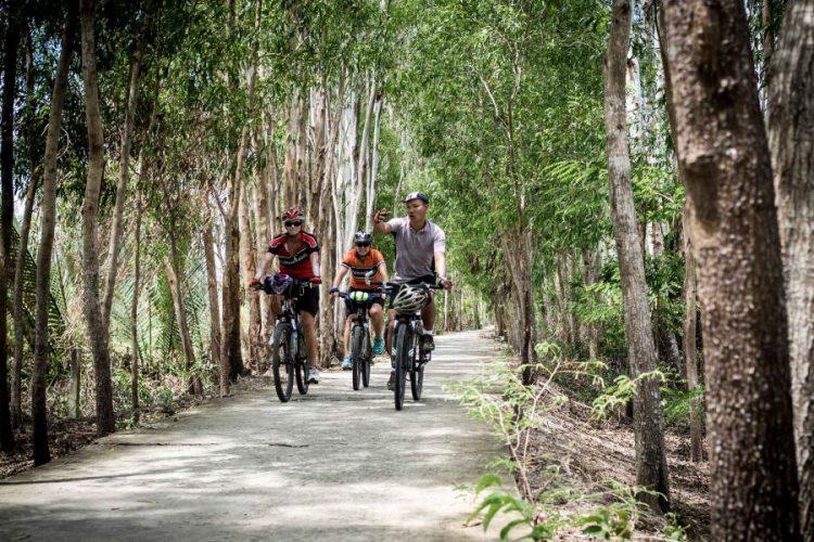 mekong delta cycling tour 5 days