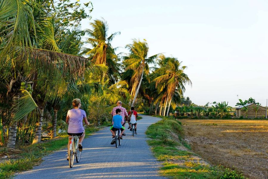 mekong delta cycling