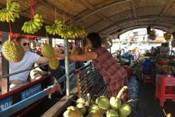 mekong delta tour to cai be floating market