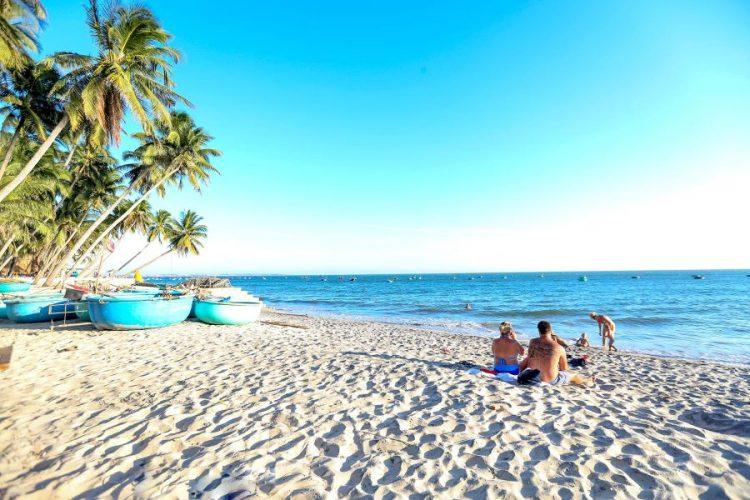 mui ne beach in south vietnam