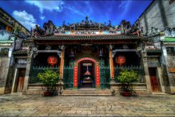 thien hau pagoda in saigon